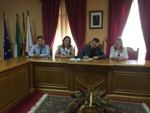 El Ayuntamiento de Baños cede a FEAFES un apartamento para ser usado en fines sociales