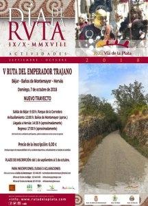 La V Ruta del Emperador Trajano unirá el domingo Béjar con Hervás