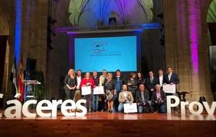 Malpartida de Plasencia entre los ganadores a los Premios a la Innovación de la Diputación de Cáceres