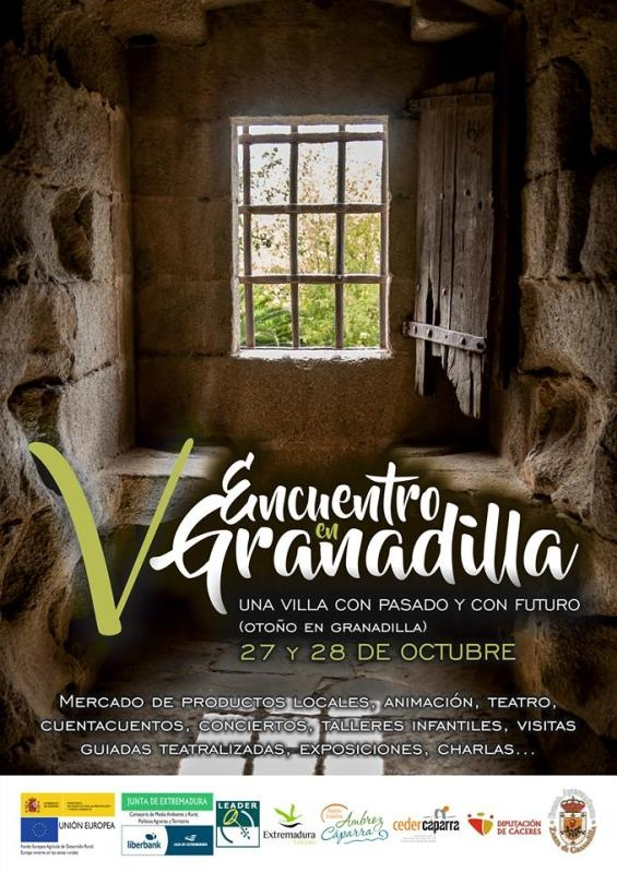 El próximo fin de semana se celebra el V encuentro en Granadilla