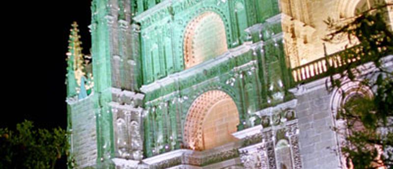 Propuesta la contratación para la obra de la segunda fase de la iluminación de la Catedral