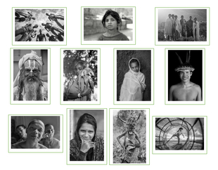 Exposición fotográfica ''ETNOMIRADAS'' en Navaconcejo