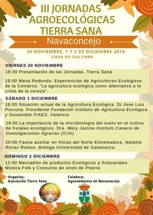 III Semana Agroecológica de Tierra Sana en Navaconcejo