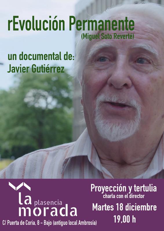 Proyección del documental