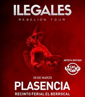 El grupo asturiano ''Ilegales'' ofrecerá un concierto en Plasencia el 30 de marzo