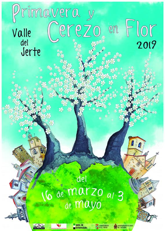 'Mundo Valle' promocionará la Primavera y el Cerezo en Flor 2019