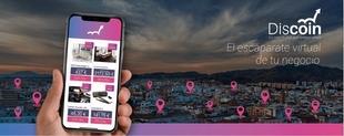 Nace Discoin, la App que ayuda al crecimiento de las empresas y comercios familiares de Extremadura