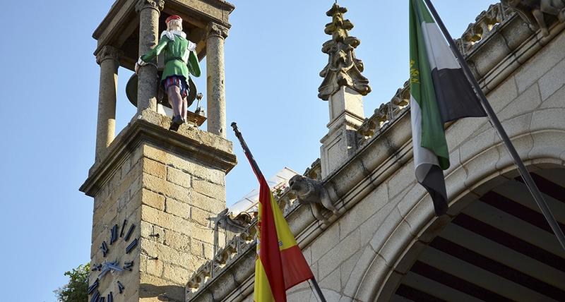 El Ayuntamiento de Plasencia exige a la Diputación Provincial que continúe las obras del aparcamiento de la Calle Velázquez
