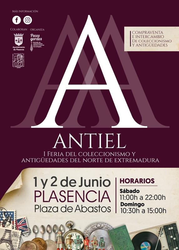 I Feria del Coleccionismo y Antigüedades