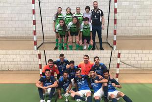 Trofeo Diputación de Cáceres Fútbol Sala en Malpartida de Plasencia