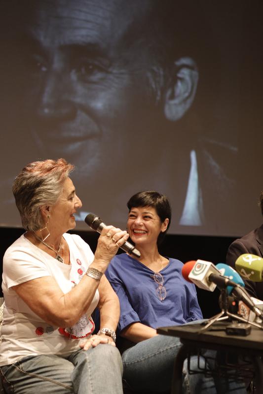 Blanca Marsillach y 'la Caixa' viajan a Plasencia con un proyecto para involucrar a las personas mayores en las artes escénicas