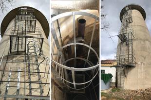 La Diputación de Cáceres mejora la red de abastecimiento de agua de Pradochano