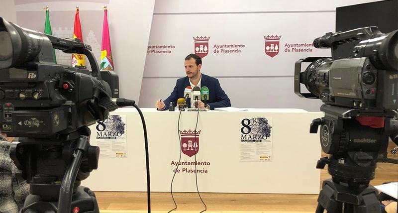 El Ayuntamiento de Plasencia creará 5 nuevas plazas en la Relación de Puestos de Trabajo (RPT) que se llevará al próximo