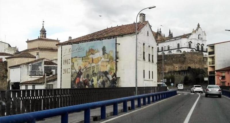 El ayuntamiento prepara la demolición de las casas del puente Trujillo