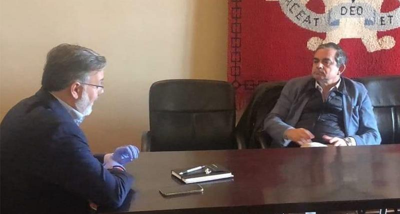 Ayuntamiento de Plasencia y Cámara de Comercio de Cáceres se reúnen para analizar la situación de las empresas y diseñar ayudas conjuntas