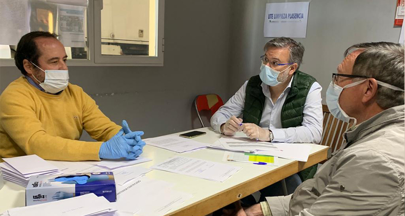 La UTE de limpieza llevará a cabo la próxima semana el plan intensivo contra plagas urbanas