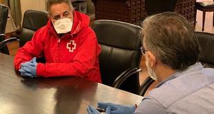 El Alcalde de Plasencia se reúne con Cruz Roja para analizar la situación actual de las personas más vulnerables