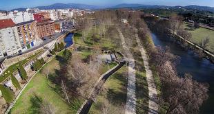 Abrirá el parque de la isla para los paseos infantiles con refuerzos de seguridad policial y de limpieza
