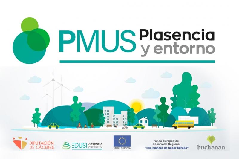 La Diputación abre a la participación ciudadana el Plan de Movilidad Urbana Sostenible de 'Plasencia y Entorno'
