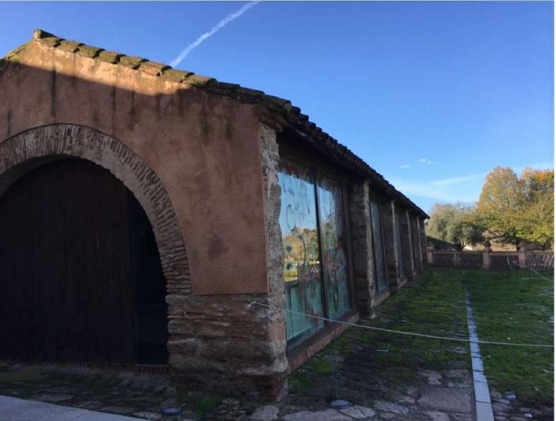 Desarrollo Rural oferta contrato público para reparar el Museo Vostell con 151.000 euros de financiación