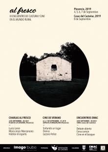III Encuentro de cultura y cine en el medio rural 'Al fresco' en Plasencia