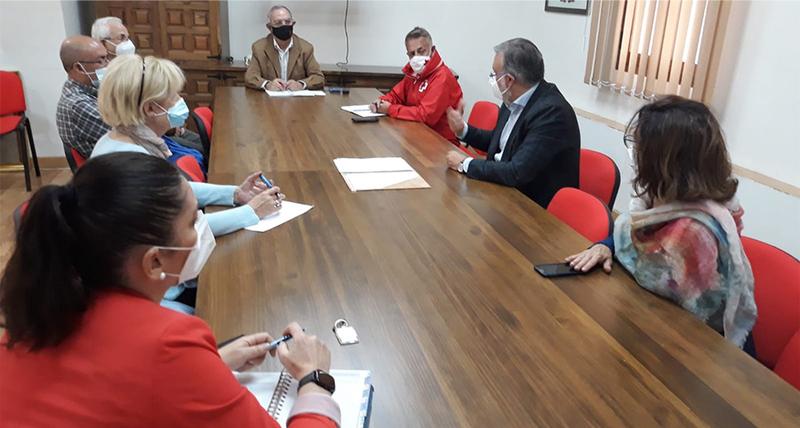 El Ayuntamiento crea un comité social para la coordinación de ayudas a los más necesitados