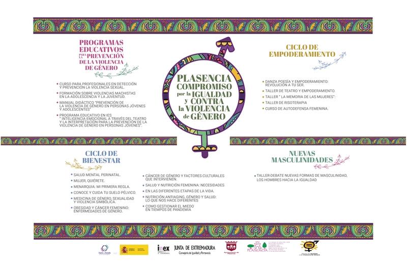 Comienza la II Edición de 'Plasencia: Compromiso por la igualdad y contra la violencia de género'