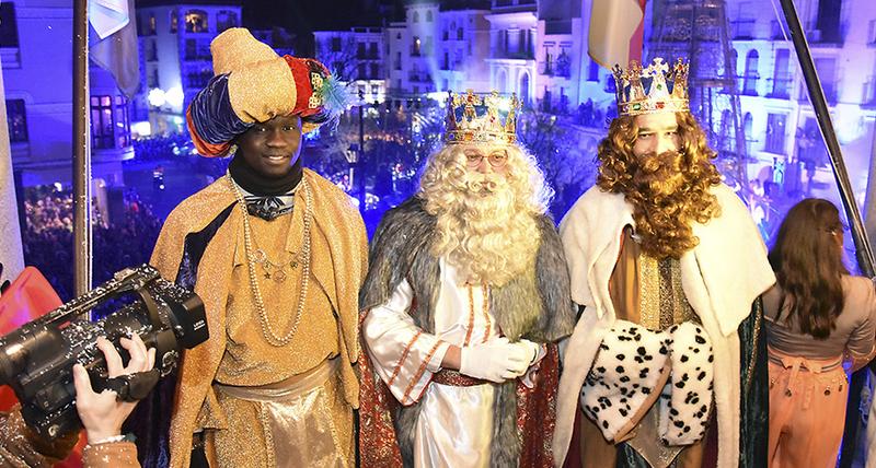 Los reyes Magos llegarán a los hogares placentinos por redes sociales y la televisión local