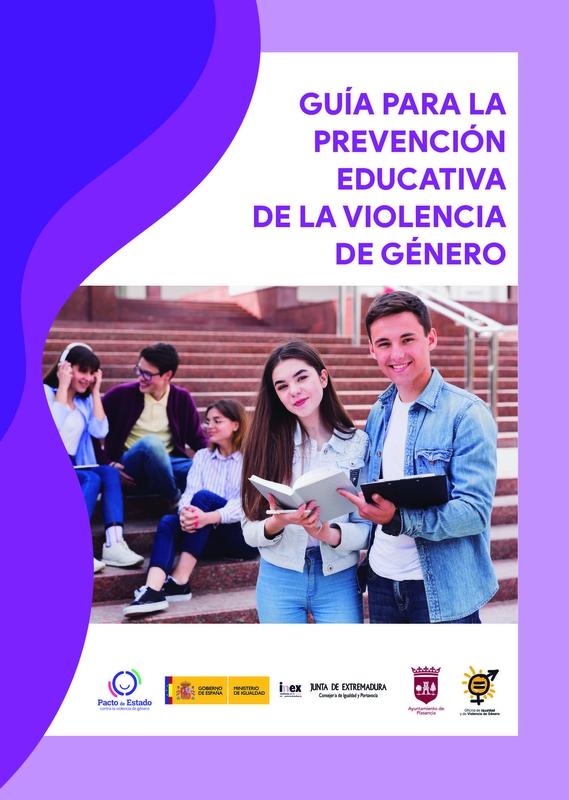 Presentación la Guía para la prevención educativa de la Violencia de Género por la Concejalía de Igualdad