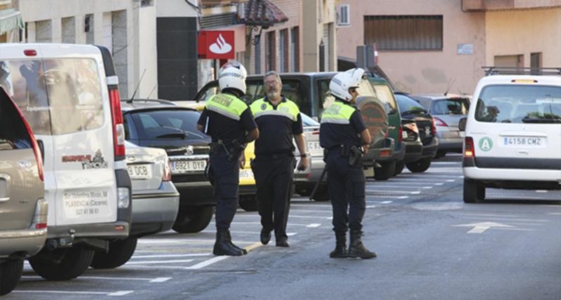 La pandemia reduce los datos de accidentes de tráfico en vías urbanas