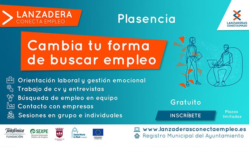 Plasencia contará a partir de junio con una nueva Lanzadera Conecta Empleo