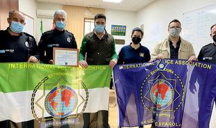 La Policía Local de Plasencia se une al maratón policial de donación de sangre