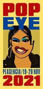 Mariscal y Mariné diseñan el cartel de los Premios Pop Eye 2021