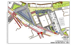 La obra de la Puerta del Sol ordenará el tráfico, mejorará la seguridad vial y eliminará barreras