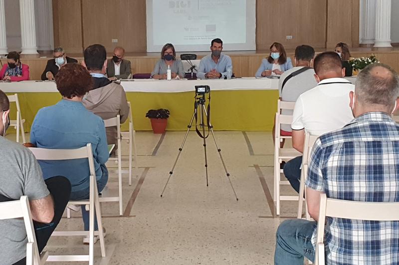 La Diputación pone en marcha las 'Aulas tecnológicas DIGILABS' en los 12 municipios del EDUSI Plasencia y Entorno