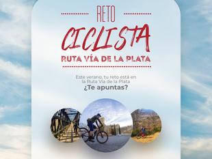 Reto cicloturista en la Ruta Vía de la Plata: una nueva aventura para los aficionados a la bicicleta