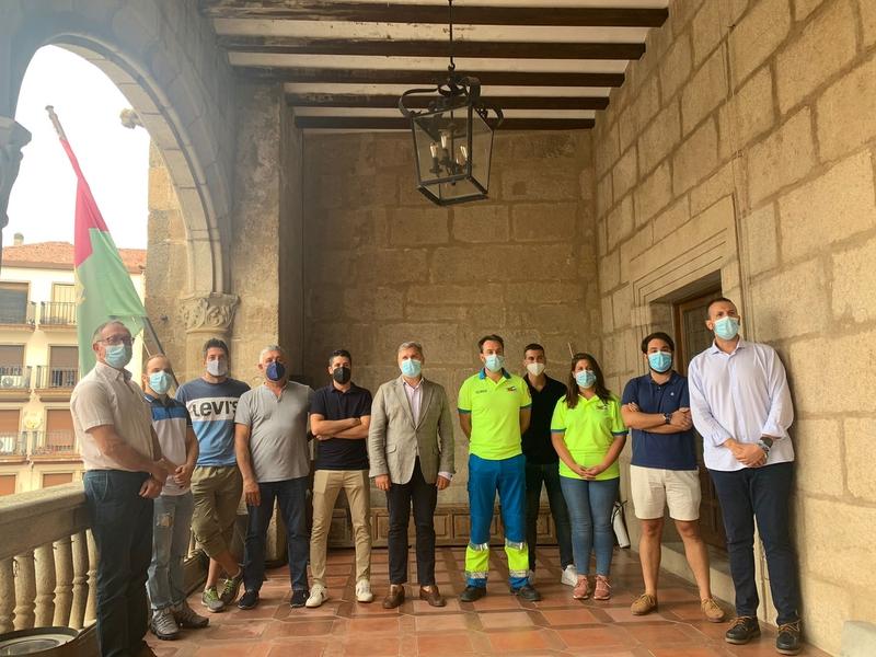 """Alcalde Pizarro: """"Reivindicamos que no se eliminen los servicios sanitarios básicos que permiten la equidad y la justicia en nuestro territorio"""""""