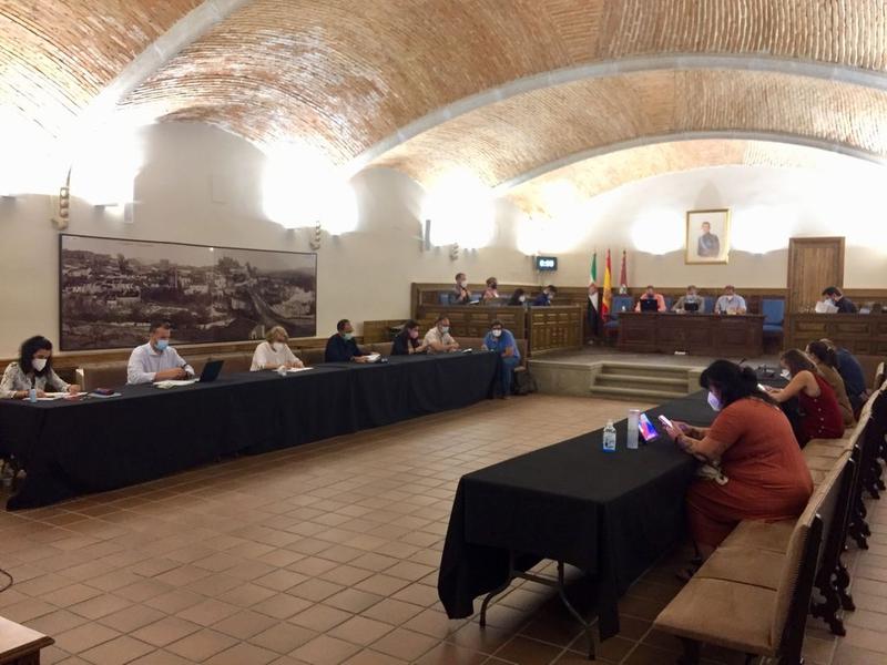Declaración institucional Día de Extremadura
