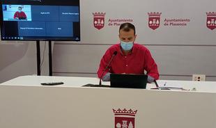 Álvaro Astasio, asegura que está todo listo para que la primera prueba del proceso selectivo de la Policía Local se desarrolle con la máxima garantía