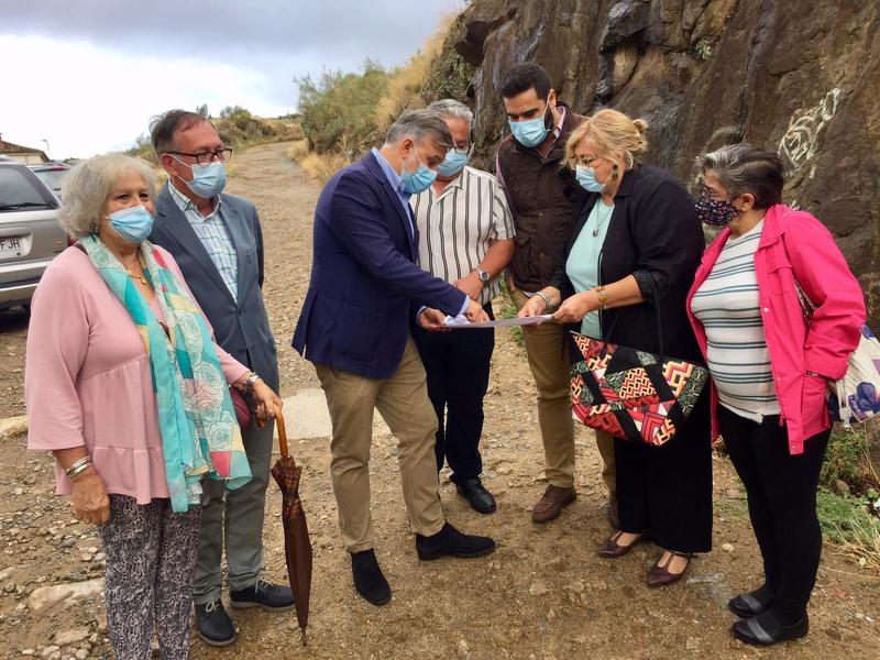 """El Alcalde Pizarro anuncia que el proyecto del Vial del Cementerio se incorpora a la convocatoria del Ministerio sobre """"movilidad"""""""