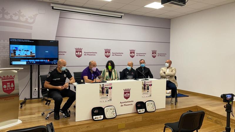 Plasencia acoge un evento solidario deportivo el 21 de noviembre que reunirá a ciclistas, corredores y senderistas de la región